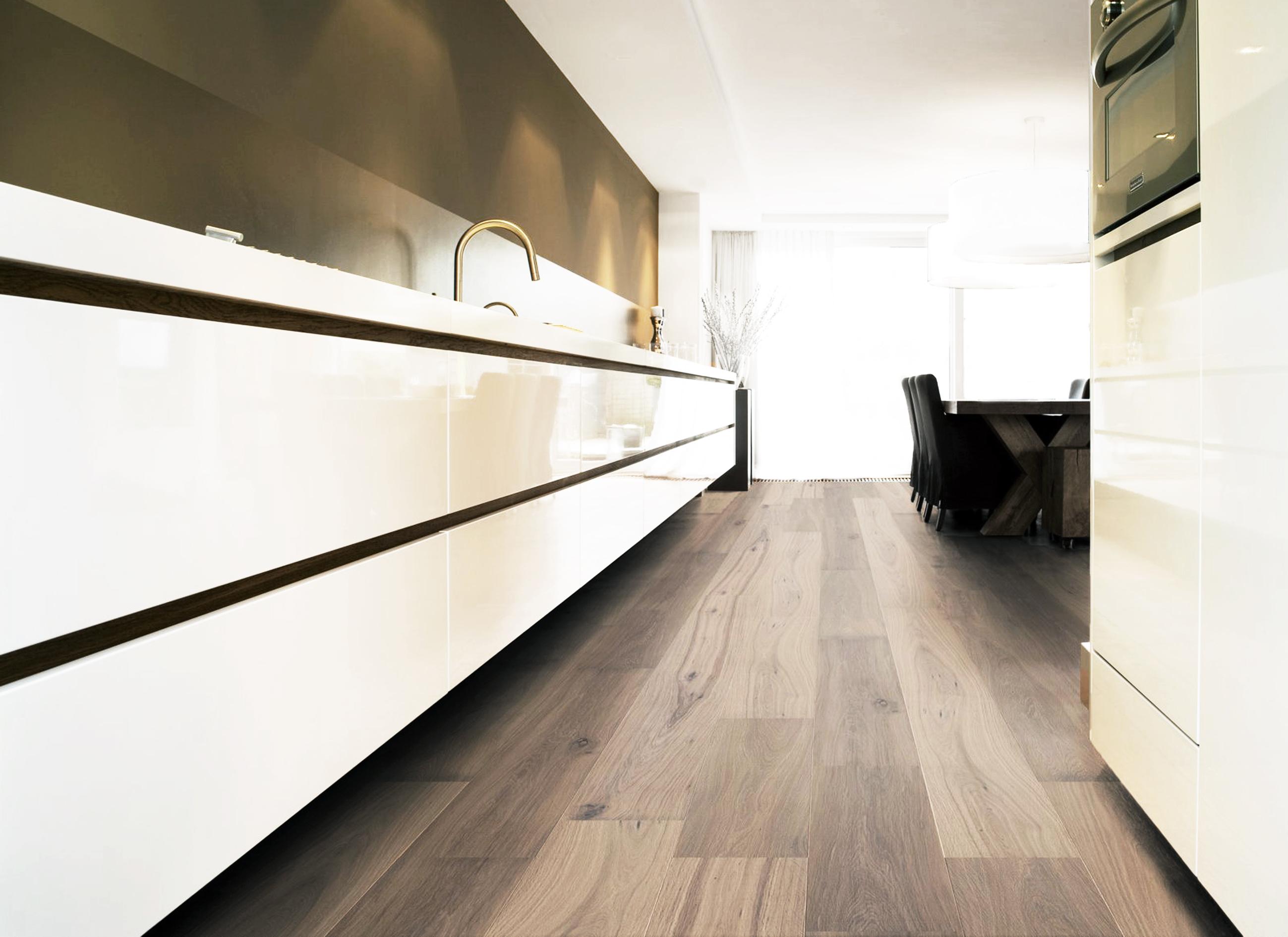 Denkt u aan het milieu bij het kiezen van uw vloer?