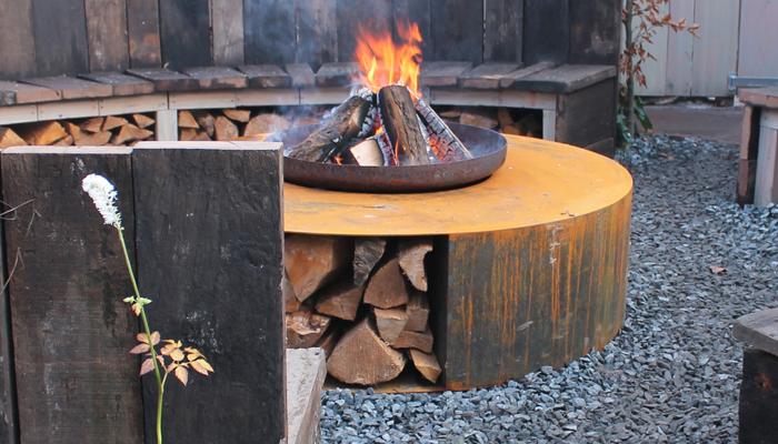 Populair Sfeervolle avonden en warme voeten met de tuinhaard. Heeft u er al MF97